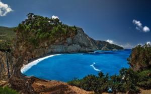 Yacht Charter Lefkada island Porto Katsiki 4 Sailing in Greece with GreekSunYachts .jpg
